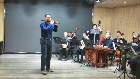 牧民新歌  笛子演奏杨兴义