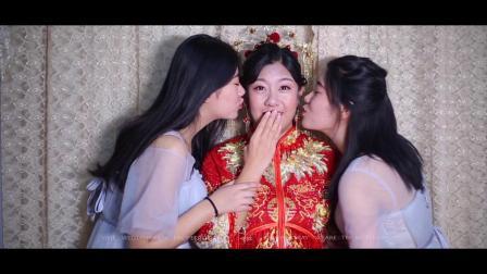洋子婚纱摄影1-16快剪