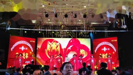 2020旗袍秀《我爱你中国》