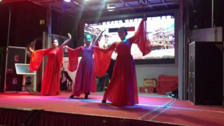 20200116漳州圆梦艺校学员作品表演古典舞《大鱼海棠》