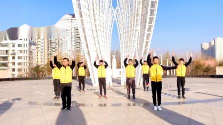 2020年金钥匙体智能《新年恰恰》幼儿律动舞蹈