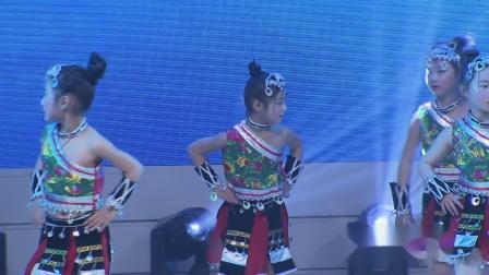 第十届河南省童舞飞扬少儿舞蹈大赛~走在山水间