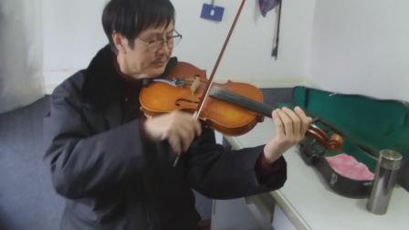 01.帅老师示范铃木小提琴教材第一。二册《变奏C》