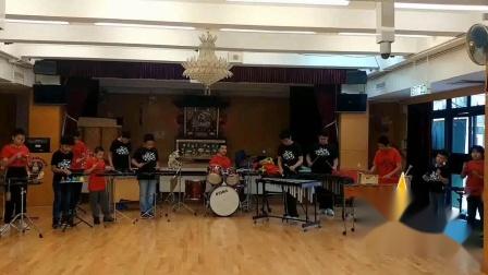 (019) 道慈佛社楊日霖紀念學校敲擊樂�