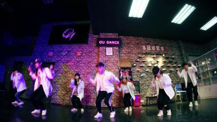帅气街舞版《夜曲》周杰伦黄石欧优舞蹈少君Urbandance原创编舞