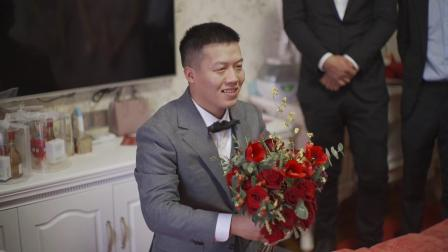 两百&小鱼 2020.1.18 婚礼快剪 丨 青蓝社出品