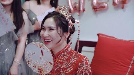 《J+L》2020.1.18建湖御景国际婚礼当日速剪视频