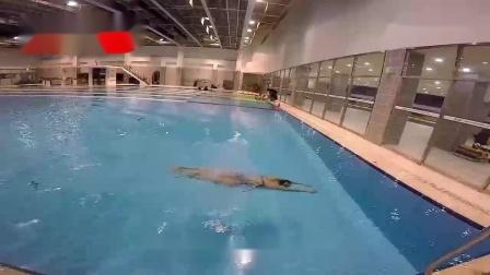 蛙泳手脚配合很重要,进来看看你练习的对不对