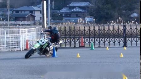 【石碳纪/石头】川崎KX250F超级滑胎 二次减速比调校