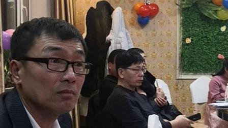 德惠市作家协会年会李俊玲赵辉朗诵