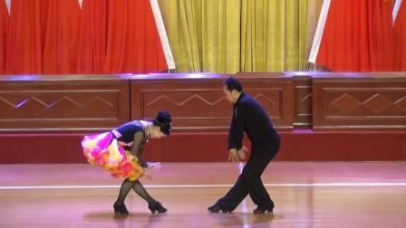 舞蹈串烧表演:张汉军.周腊琴老师