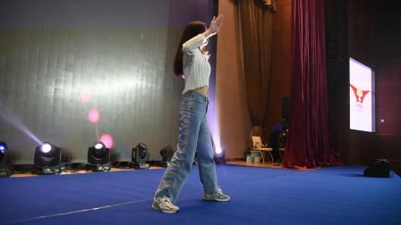 2019第三届志在蓝天国际航空人才大赛决赛才艺表演《舞蹈.不得不爱》
