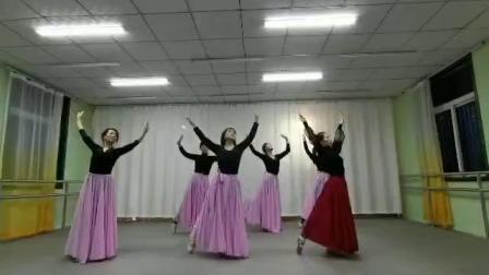 古典舞莲花完整学员版视频,阜阳艺路舞蹈提供15715681349