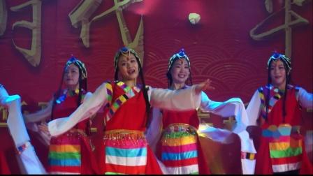 11、新绛县丰喜华瑞2020新春文艺晚会工会歌伴舞《洗衣歌》