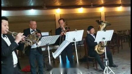 湖南省群星管乐团2020新春团拜暨汇报演出会