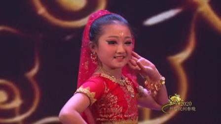 81.独舞、印度之花