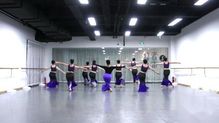 转载北京舞者之声原创作品《孔雀飞来》