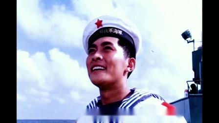 老电影《南海风云》电影原声插曲《飞翔吧海燕》演唱:吕文科