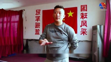 【吴金迪乒乓球教学】第14集:不定点摆速训练