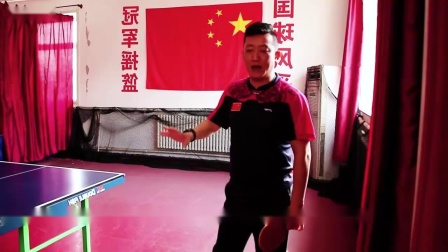 【吴金迪乒乓球教学】第24集:正手快带弧圈球