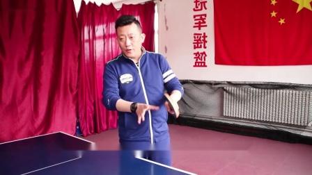 【吴金迪乒乓球教学】第22集:乒乓球防守