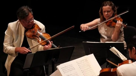 德米特里•德米特里耶維奇•蕭士塔高維奇  C小調第八號弦樂四重奏Op.110