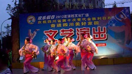 花溪艺术团舞蹈:南泥湾