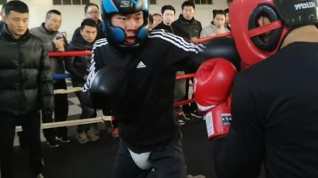 洪涛拳击3