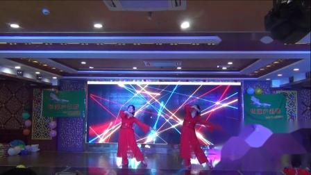 2020连云港长城户外年会 舞蹈《桥边姑娘》表演者 幽兰 一般般