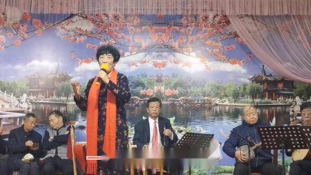 河北梆子《范进中举》选段《劝娘子》演唱崔桂真 伴奏安康乐队