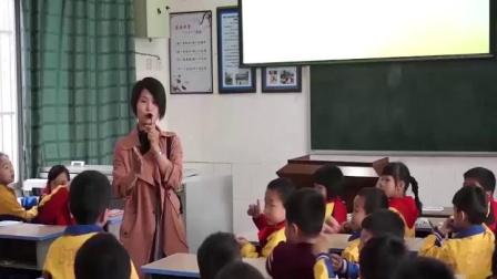 部编版二年级语文下册1-古诗二首咏柳汤老师《咏柳》-市级 优质公开课教学视频