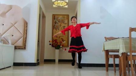 洪兰广场舞:敖包情