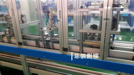 OCV自动装配线 自动装配线 自动生产线 全自动电磁阀装配 OCV阀自动组装