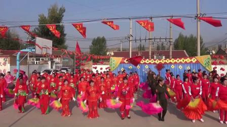 五 星 红 旗 集体广场舞