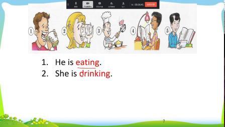 君翰网校-五年级英语