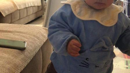 看宝宝吵架是怎样练成的。