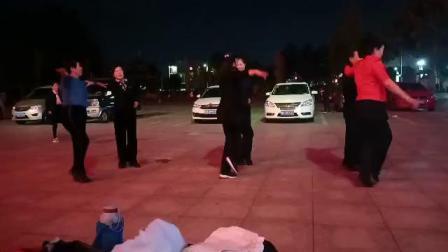 洪兰广场舞水兵舞:第四套