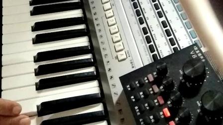 电子琴演奏,万爱千恩