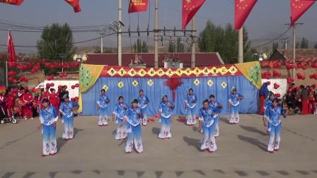 荞麦花广场舞
