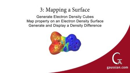 Gaussview教程四:3D结果可视化