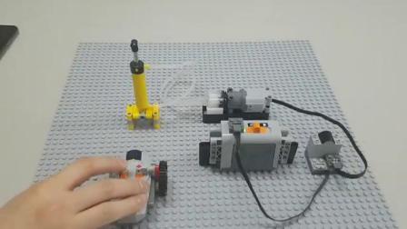 水压泵应用演示1