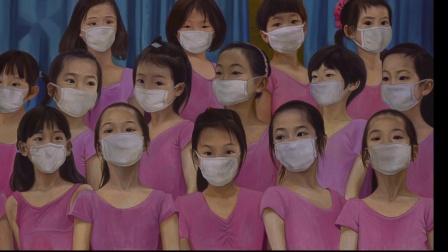 【艺术大事件】等樱花开 武汉加油  新冠肺炎疫情 油画家的励志画作