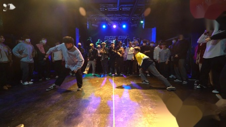 Open side 海选 F组 @ POP ON BATTLE 2020