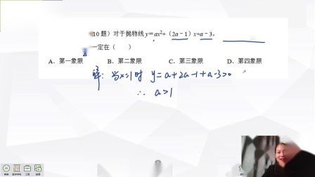 君翰网校-二次函数压轴题秒解秘诀