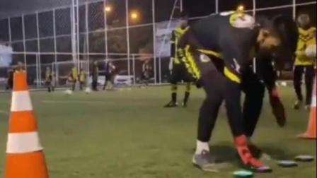 巴西足球俱乐部门将训练DADI SPEED