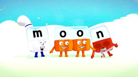 Alphablocks _Over The Moon With OO