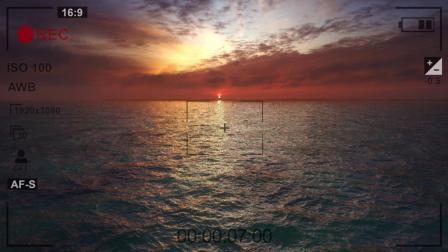 写实夕阳下的大海(Max+PhoenixFD+vray)