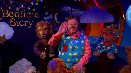 Mr Tumble, Shhh!_Bedtime Stories