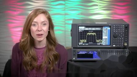 如何进行频谱发射模板测量