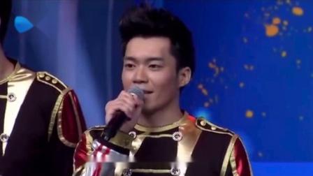 YZC-湖北卫视《我爱我的祖国》广西师范大学马龙啦啦队 20141123期
